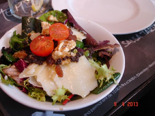 salata spectaculoasa si deliciosa
