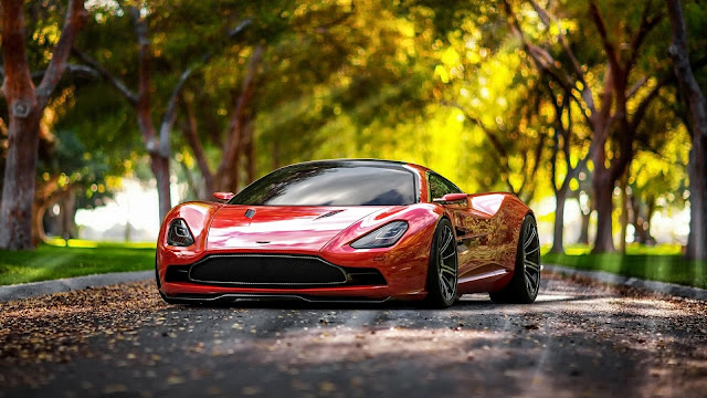 Aston Martin DBC HD Wallpaper