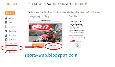 optimasi title tag blogspot