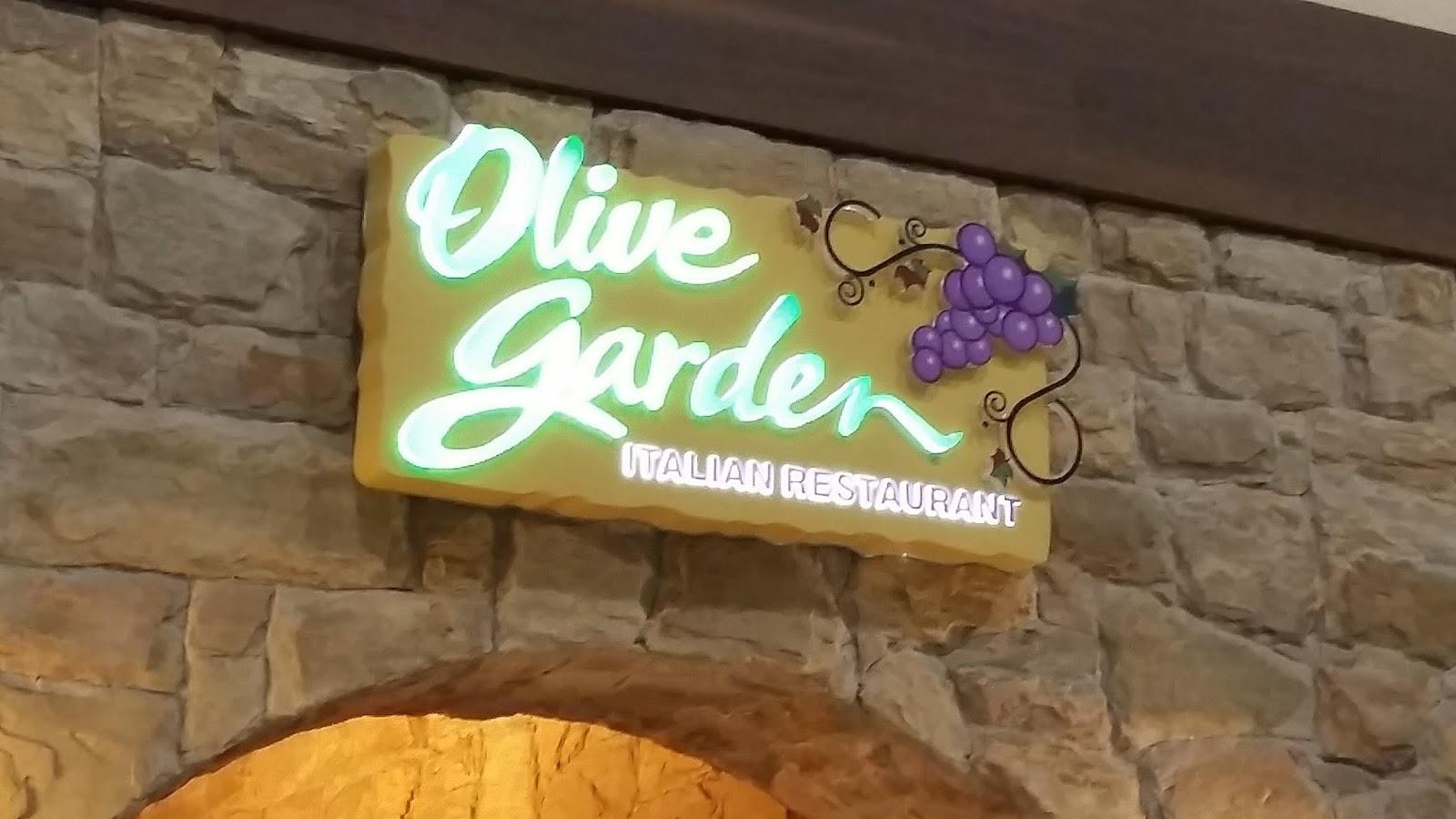 Rosa Pimenta : Olive Garden: tradicional restaurante americano agora ...