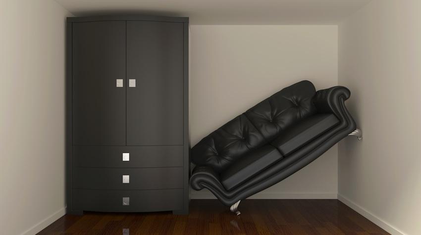 Ruang Sempit Ini 12 Trik Untuk Jadikan Bilik Atau Rumah