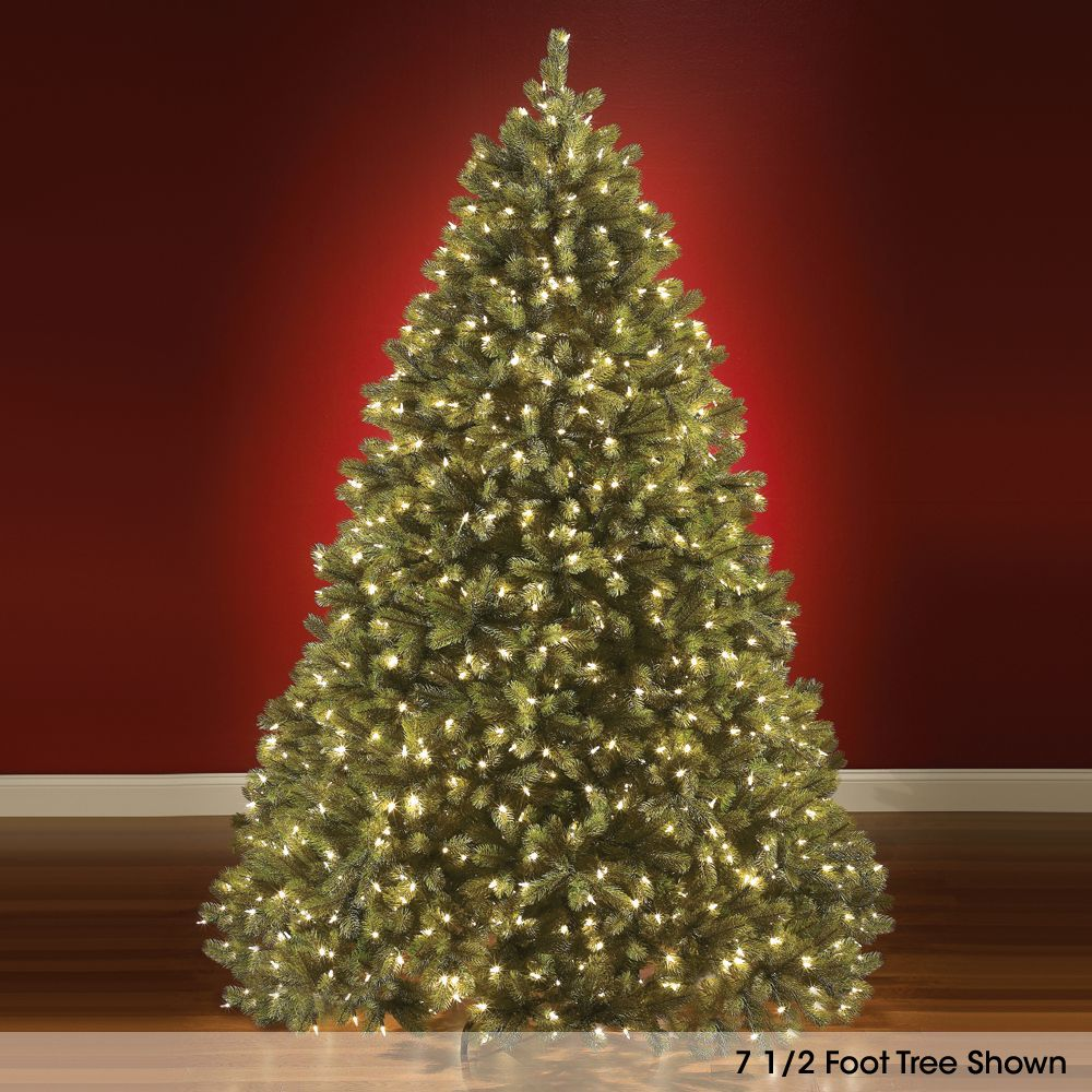 molded - Best Pre Lit Christmas Tree