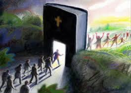 """""""E conhecereis a verdade e a verdade vos libertará .""""  - (João 8:32)"""