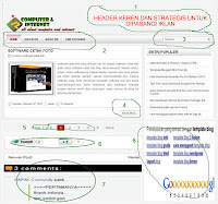 download templat blog gratis tarbaru
