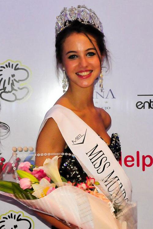 Miss Mundo Argentina 2012,Miss Argentina 2012