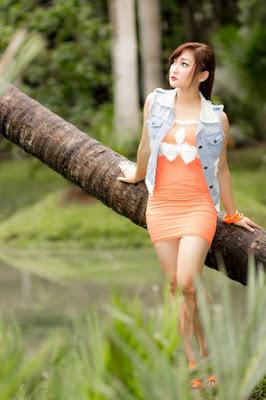 model pendatang baru Chant Felicia