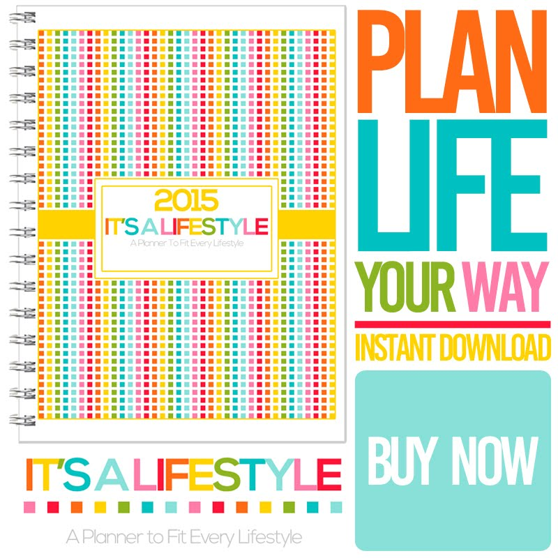 Get Your 2015 Lifestyle Planner Today!
