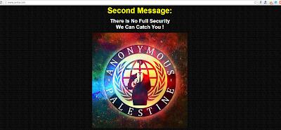 Avira Website Defaced Page