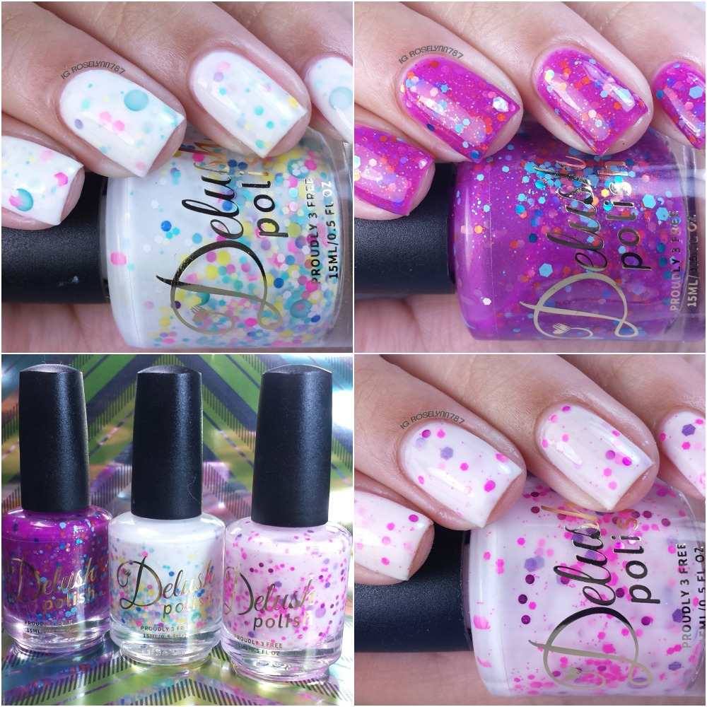 Delush Polish Spring 2015 - Spring to Conclusions