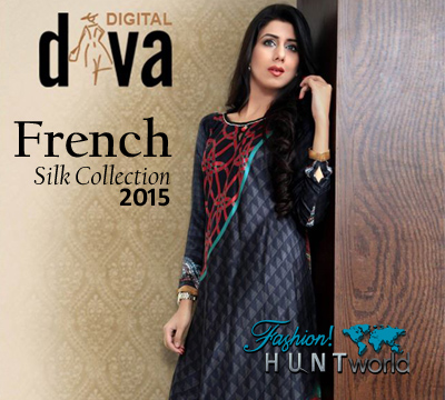 Digital Diva French Silk Collection 2015