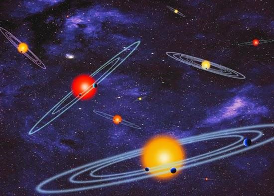 NASA Temukan 715 Planet Ekstrasurya Baru