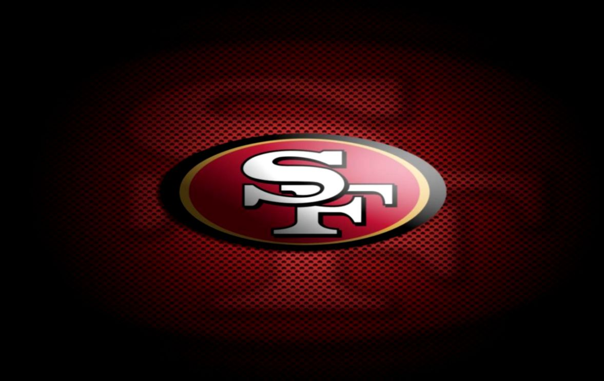 San Francisco 49ers Wallpaper Logo   WallpaperSafari