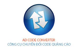 ad code converter
