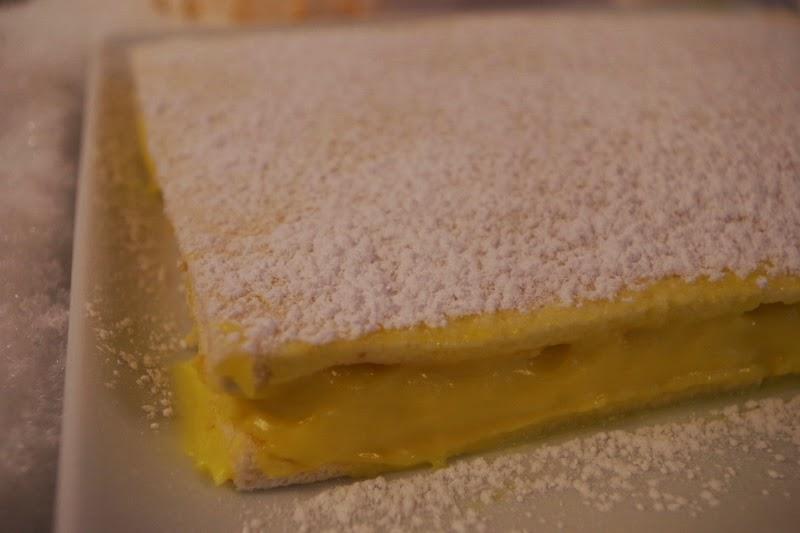 La cuisine claudine g teau russe for Cuisine russe