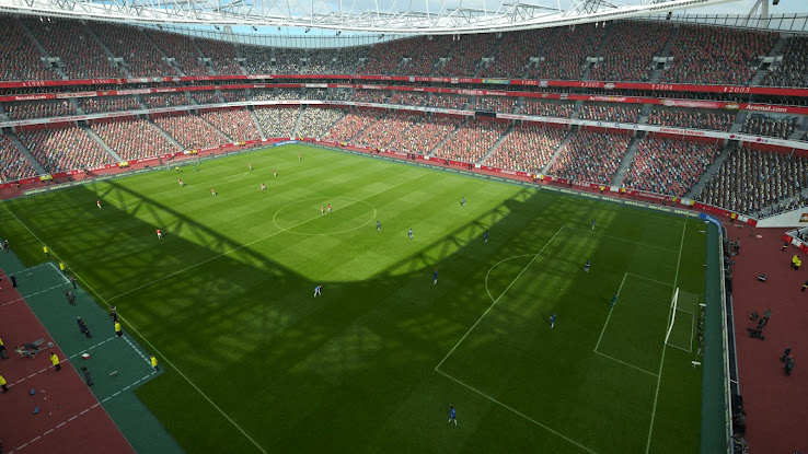 PES 2013 Emirates Stadium by cui ruby