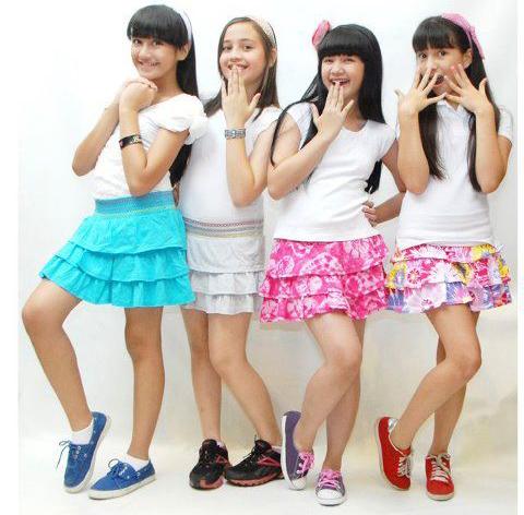 Foto Bessara Terbaru | Girlband Indonesia - Tlusuri.com