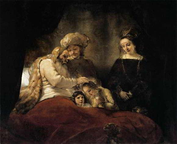 lukisan Rembrandt van Rijn Harmenszoon