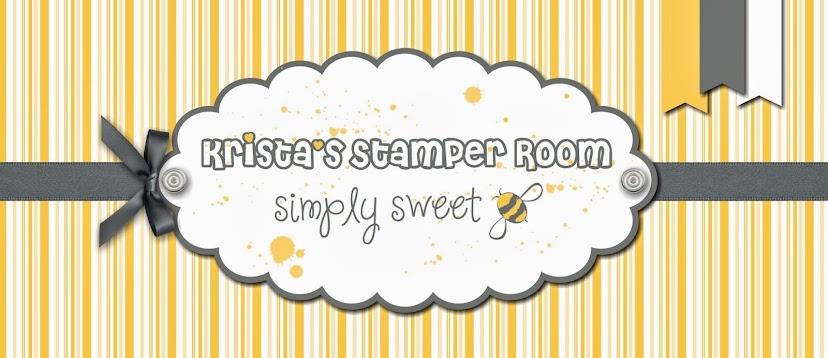 Krista's Stamper Room