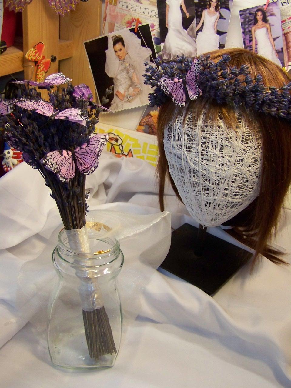 Figuras personalizadas boda y ramos de mariposas para for Detalles decoracion boda