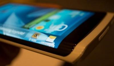 Samsung Siap Gunakan Layar Tiga Sisi di Galaxy Note 4?