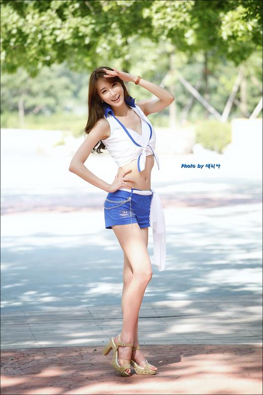 Hot girl Jeon Ye Hee