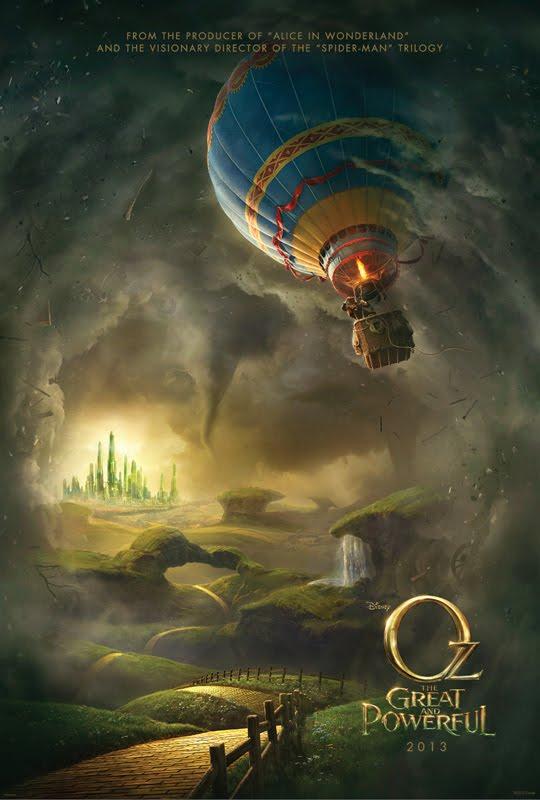 ตัวอย่างหนังใหม่ :  Oz: The Great and Powerful ออซมหัศจรรย์พ่อมดผู้ยิ่งใหญ่ ซับไทย