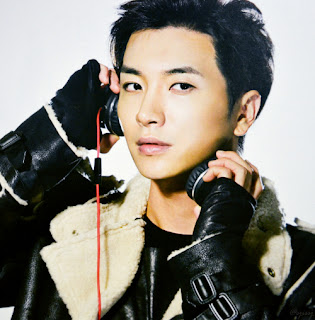 The Leader Of Super Junior angel teuk ,..diposisi 4 :)