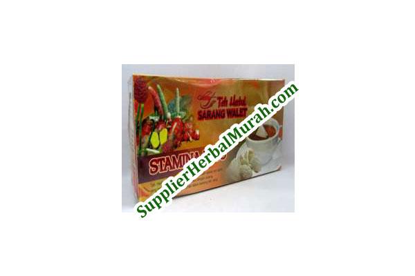 Teh Herbal Sarang Walet Stamina Plus