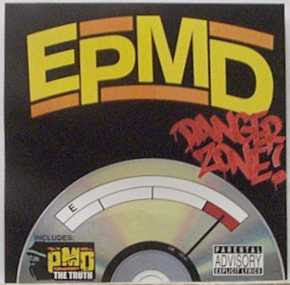 EPMD vs. PMD – Danger Zone! / The Truth (CDS) (2004) (VBR)