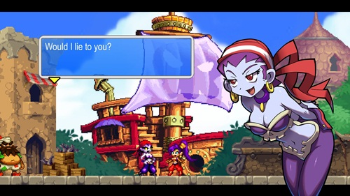 Shantae and the Pirate's Curse - PC (Download Completo em Torrent)