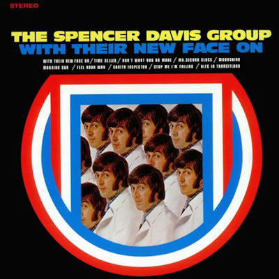 The Spencer Davis Group - With Their New Face On 1968 (UK, Psychedelic Pop-Rock)