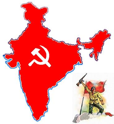Sobre el Nuevo Poder Rojo en la India - Publicado en 4 partes por el blog ODC India%2Bmaoista