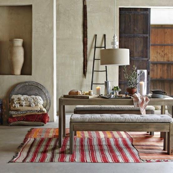 تصميمات رائعه لغرف المعيشه المغربيه  Exquisite-moroccan-dining-room-designs-7-554x554