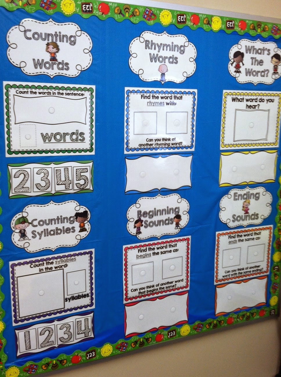 Kindergarten Calendar Routine : My kindergarten obsession word works daily reading