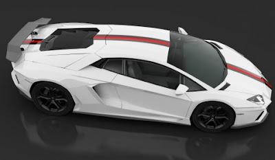 Lamborghini Aventador DMC LP Molto Veloce