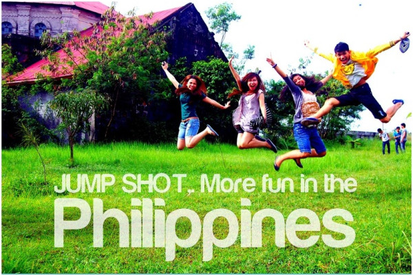 more fun in the philippines, jump shot, pampanga, church