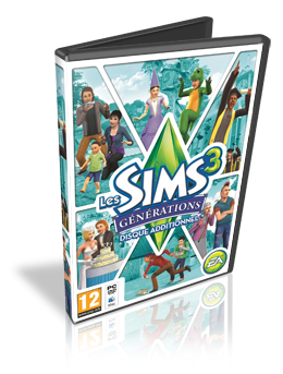 Download The Sims 3: Generations PC Gamer 2011 (RELOADED)