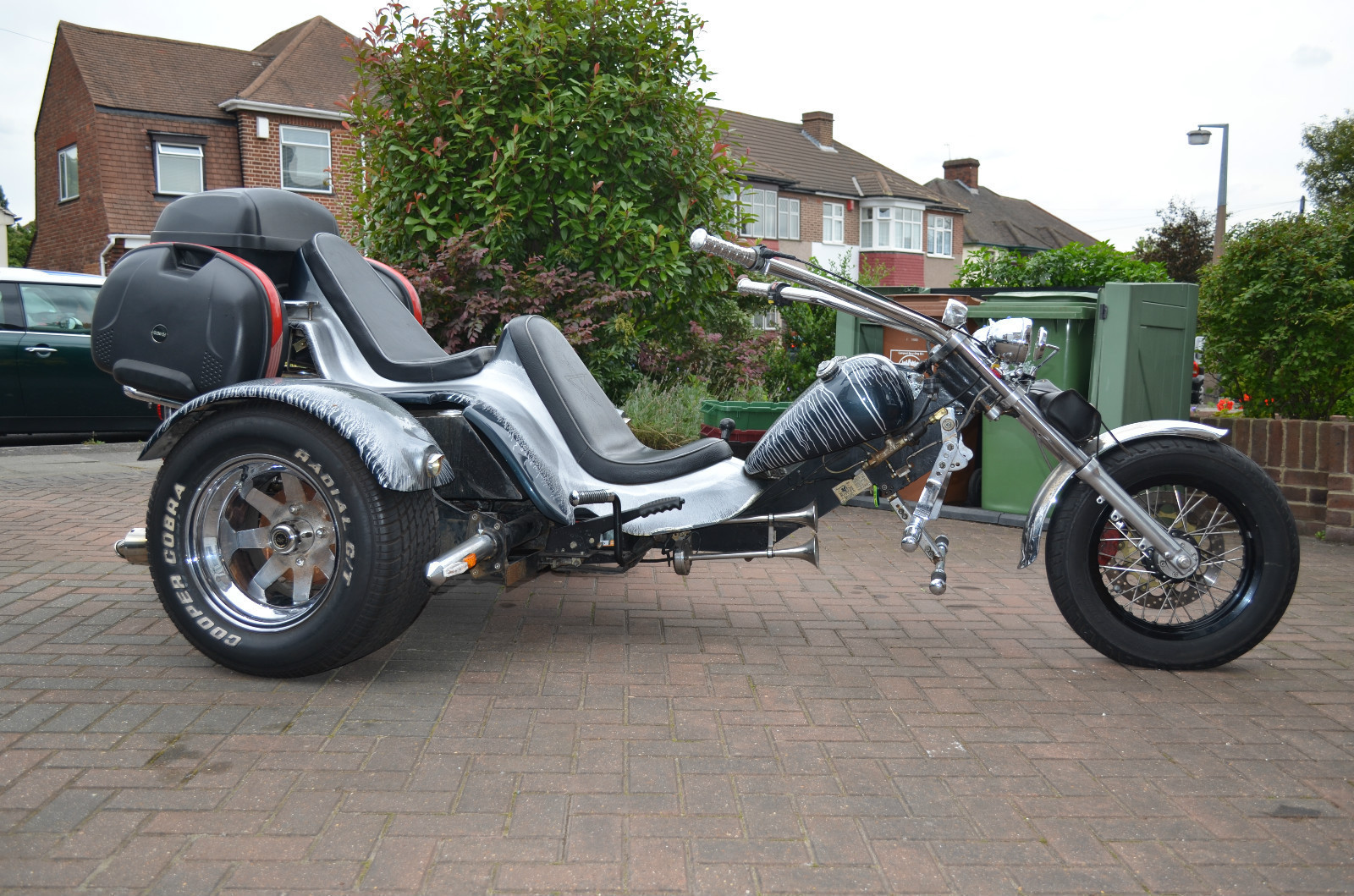 Home for sale by owner vw trike