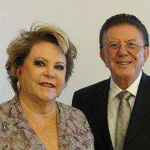 Juntos há 54 anos, graças a Deus!