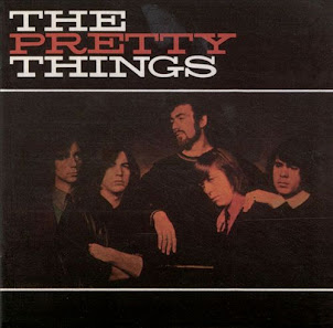 The Pretty Things   The Pretty Things [UK]-1965-