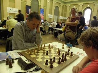 Échecs en Corse : le grand-maître Nigel Short © Corse échecs