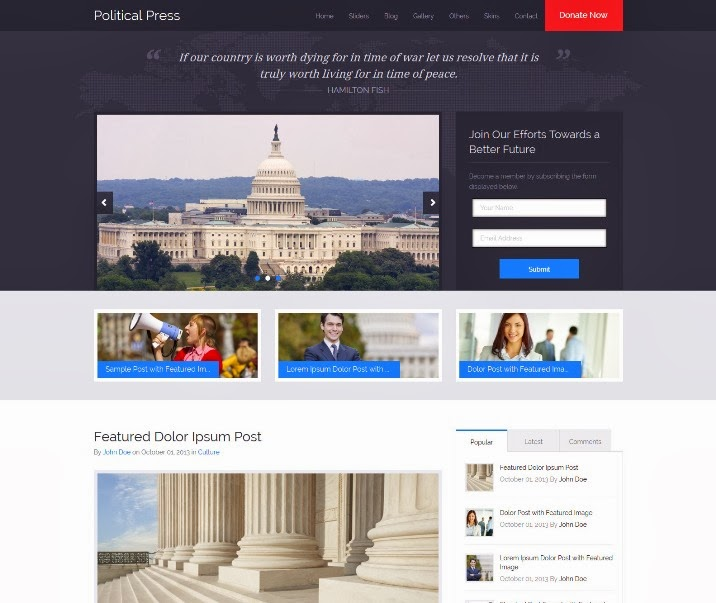 Political Press
