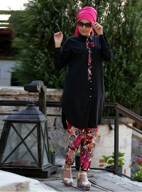 Setelan busana muslim wanita trend masa kini