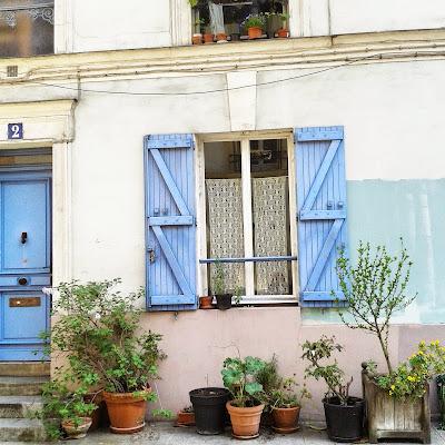 Paris / Photos Atelier rue verte / Rue Crémieux /