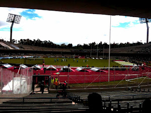 Estadio Olmpico Universitario, Ciudad de Mxico, DF