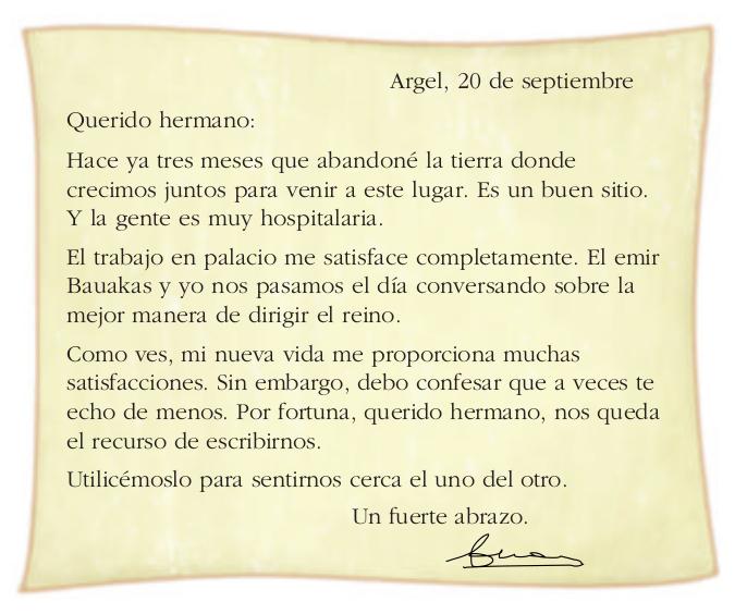 La carta personal :: ClarínDigital - Quinto