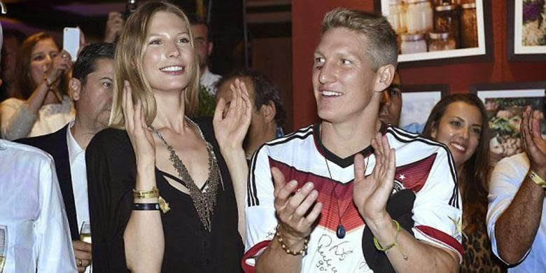 istri pemain sepak bola dunia