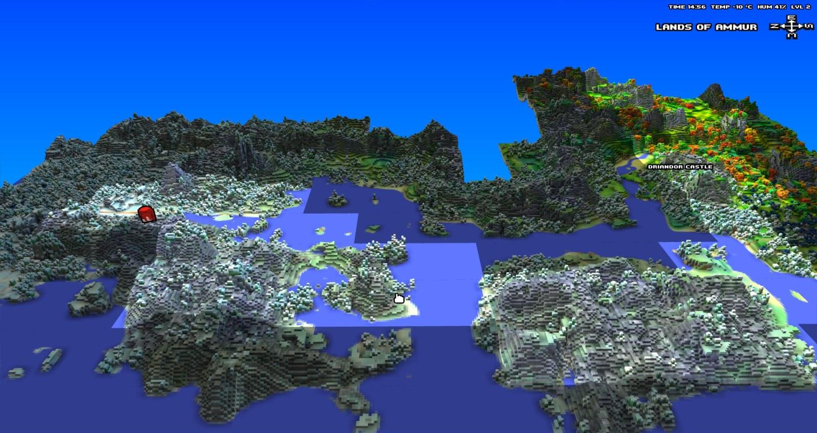 Wollays blog cube world landscape screenshots gumiabroncs Choice Image