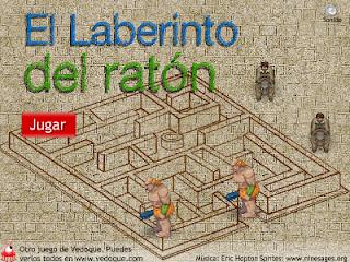 El laberinto del ratón (vedoque.com)