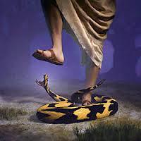 Jesus overcome satan